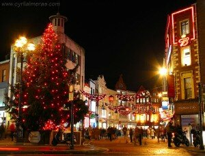 Dublin Irlandia 300x228 The Most Beautiful Christmas Place in the World