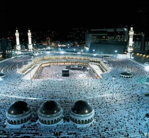 masjidalharam1 300x277 10 Most Beautiful Mosques In The World