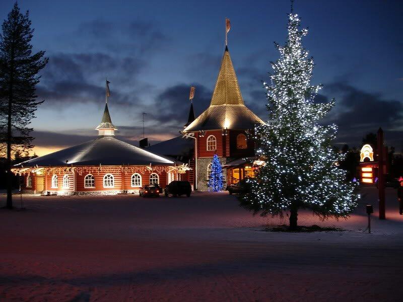 St Nicholas Square Christmas Village