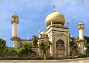 sultan1 300x214 10 Most Beautiful Mosques In The World