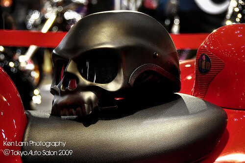 The Most Creative Helmets Design The Ghost Rider The Most Creative Helmets  Design