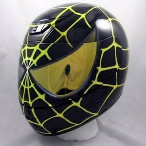 The Most Creative Helmets Design The Spiderman 300x300 The Most Creative Helmets  Design