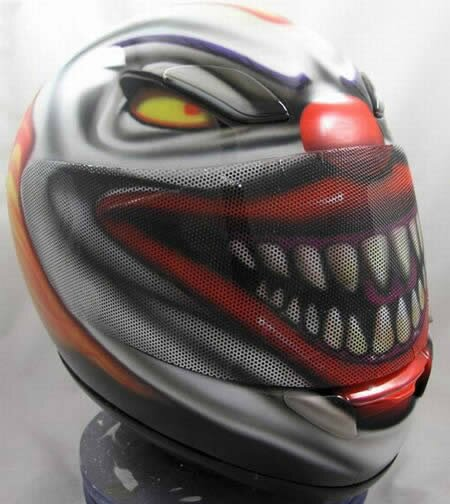 The Most Creative Helmets Design The Sweet Tooth The Most Creative Helmets  Design
