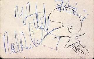 Top 5 Most Expensive Signature In The World Jimi Hendrix Signature