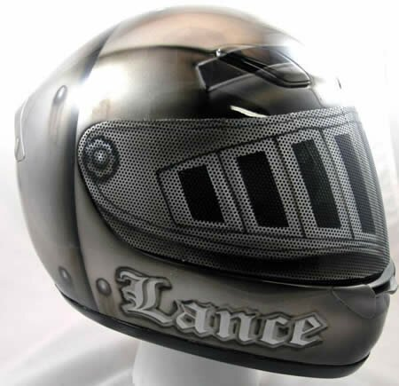 the most creative helmets design The Knight The Most Creative Helmets  Design