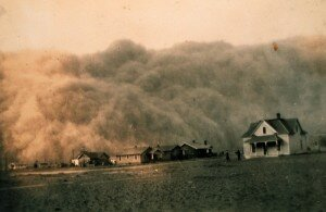 American dust bowl 300x195 10 Interesting Facts About Global Warming