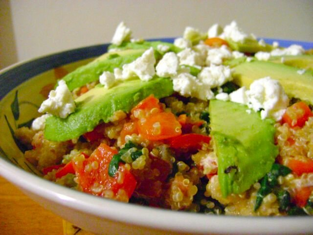 Quinoa Fiesta Salad facts about quinoa 10 Interesting Facts About Quinoa Nutrition