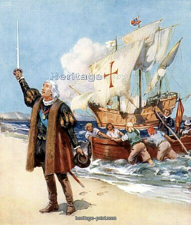 christopher columbus landing in america 10 Interesting Christopher Columbus Facts