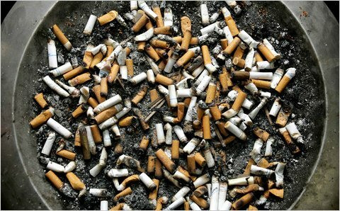 ciggaretes buts and filter 10 Interesting Facts About Recycling
