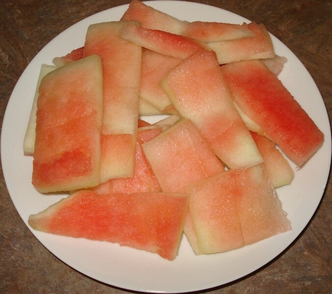 interesting nutrition fact watermelon rinds 10 Interesting Watermelon Nutrition Facts