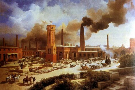 pollution fact industrial revolution 10 Interesting Pollution Facts