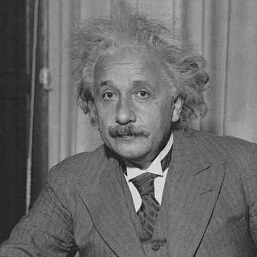 Albert Einstein facts: Einstein Message