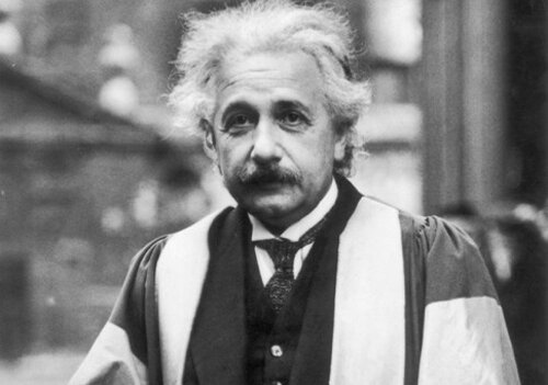 Albert Einstein facts: Poor Memories