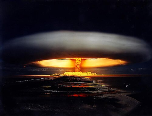 Atomic bomb facts: Atomic bomb and US