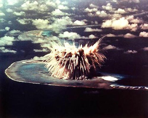 Atomic bomb facts: HEU
