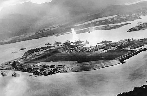 Backdrop of Japanese Attack 10 Interesting Pearl Harbor Facts