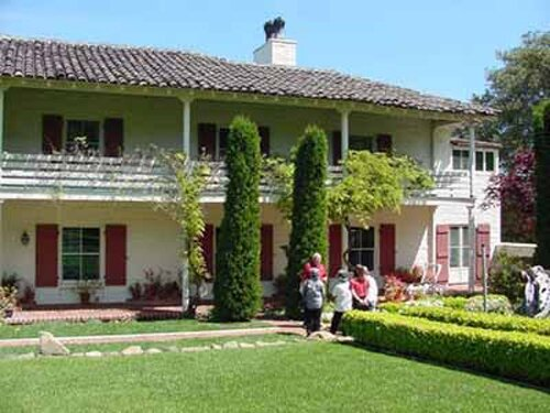 California facts: Eugene O'Neill National Historic Site
