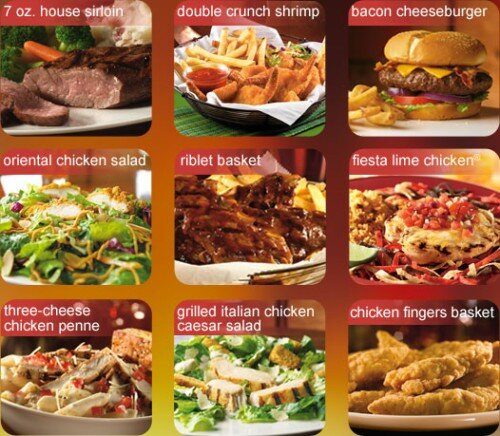 Chilis Nutrition Facts and Menu Choices