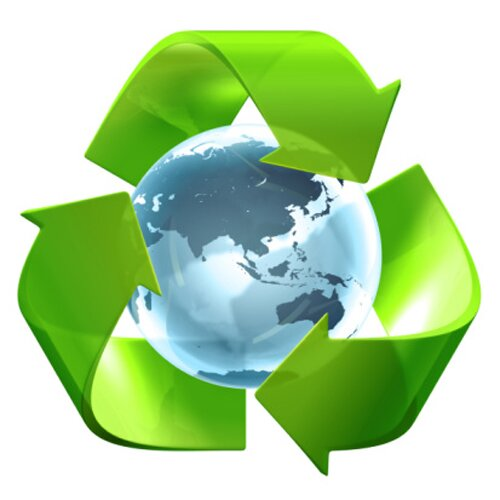 Earth day facts: Recycled can