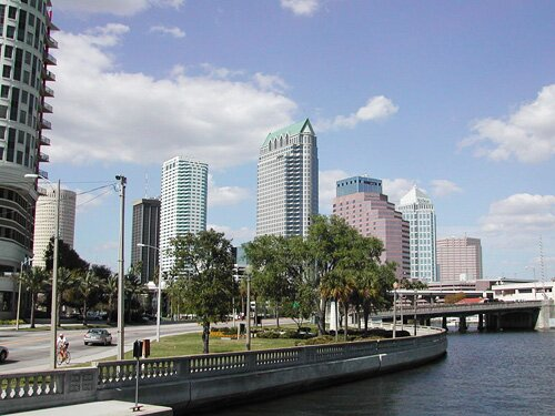 Facts about Florida: Tampa's Bayshore Boulevard