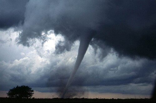Facts about Texas: F5 Tornado