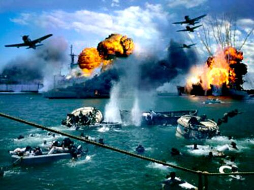 Japanese fleet 10 Interesting Pearl Harbor Facts