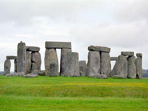 Stonehenge facts: Circle in Stonehenge