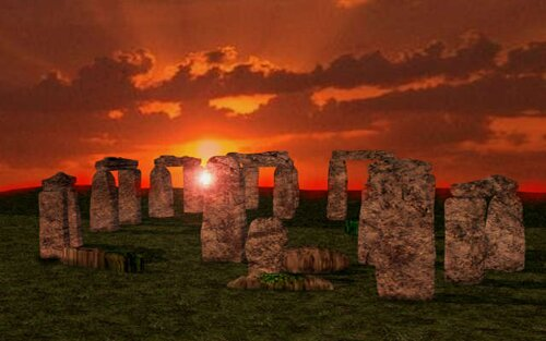 Stonehenge facts: Location of Stonehenge