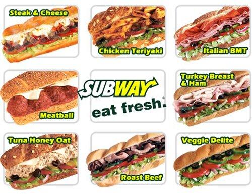 Subway nutrition facts: Grain Wheat Bread
