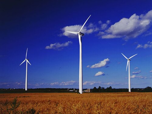 Wind energy facts: Wind energy and Germany