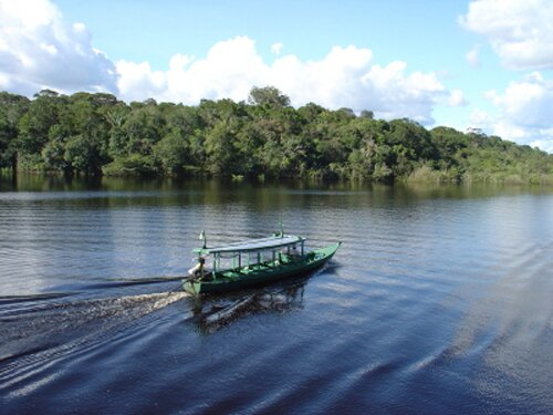 Amazon River facts: transportation