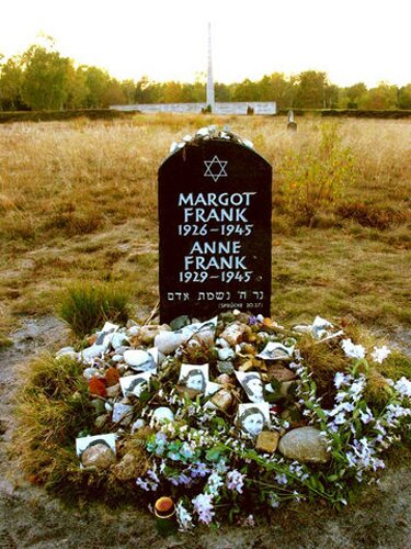 Anne Frank facts: Margot Cemetary