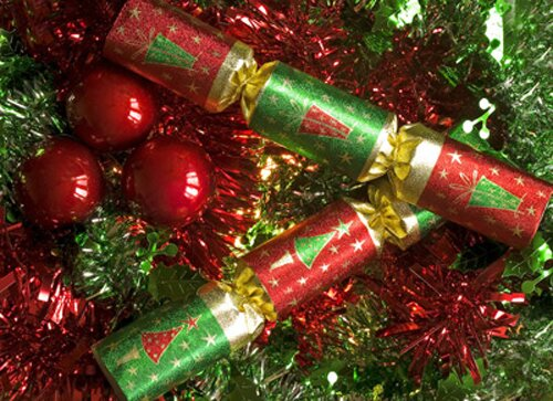 Christmas facts: Christmas Crackers