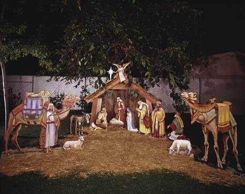 Christmas facts: The Nativity Scene
