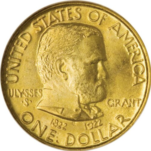 Money facts: gold commemorative dollar coin
