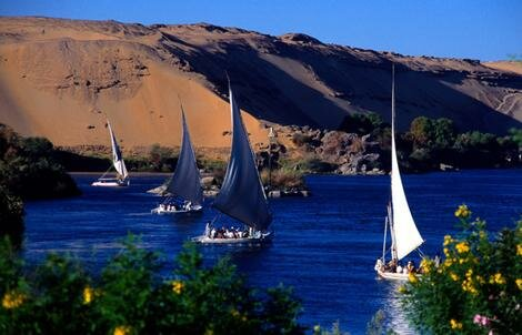 Nile river facts Transportation 10 Interesting Nile River Facts