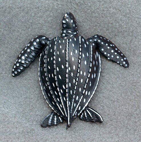 Sea turtle facts Leatherback Turtle 10 Interesting Sea turtle Facts