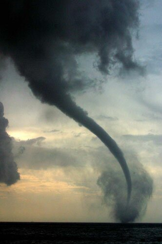 Tornado facts: Tornado and its region