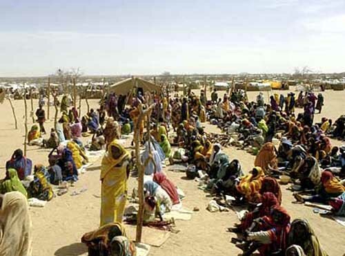 Darfur genocide facts: Darfur Victims
