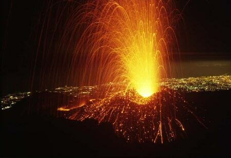 Europe facts: Mount Etna