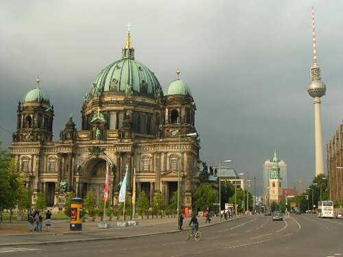 Germany Facts Berlin cathedral 10 Interesting Germany Facts