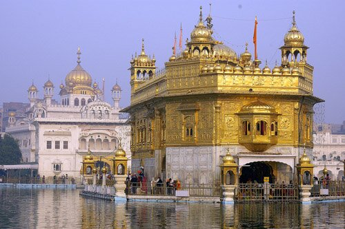 Hinduism facts: Golden Temple