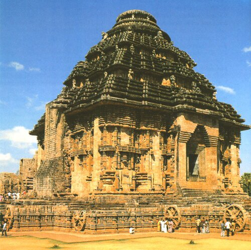 Hinduism facts: Old Temple