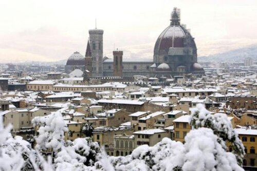 Italy facts: Snow in Italy