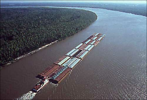 Mississippi River facts Widest point 10 Interesting Mississippi River Facts