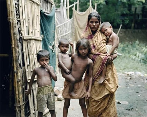 Poverty facts: poverty in India
