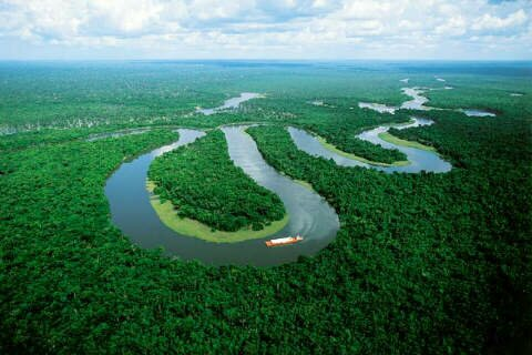 River Facts Amazon river 10 Interesting River Facts