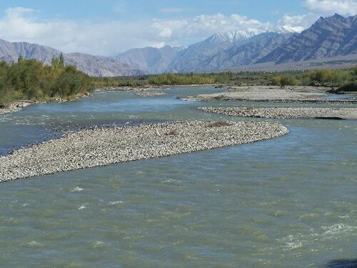 River Facts: Indus River
