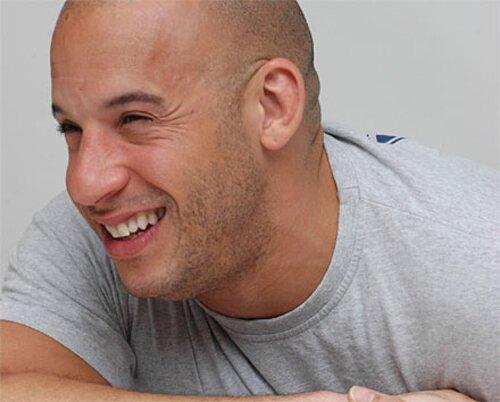 Vin Diesel facts: Cute Vin Diesel