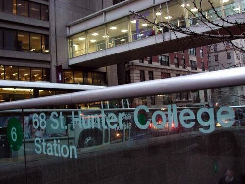 Vin Diesel facts: Hunter College